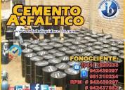 Gran venta de pen 85/100, cemento asfaltico solido