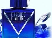 Empire sport fragancia para varones con adrenalina