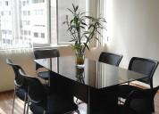 servicios de sala de reunion en miraflores
