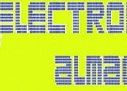 Eléctrica, electrónica, reparaciones