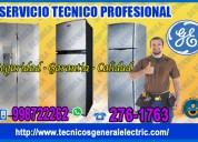 Tecnicos de refrigeradoras general electric 276176
