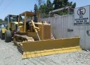 Caterpillar tractor de oruga frontalero. modelo d5