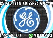 Reparación  general electric 981091335 ((lavadoras