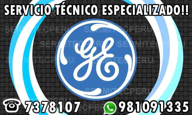 Autorizados!!7378107 Tecnicos General Electric