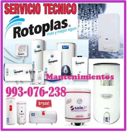 SERVICIO DE REPARACIONES DE TERMOTANQUE 993-076238
