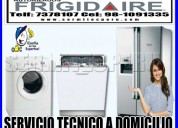 ¡!on time!! reparación de secadoras frigidaire