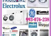 Servicio de reparaciones de lavadoras frigidaire