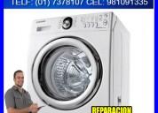 Técnicos samsung 981091335 (secadoras) –la molina