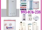 Servicio tecnico de termas a gas junkers 993076238