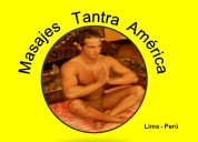 Masajes hecho por hombres para hombres en lima