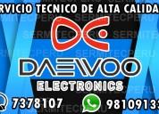 Soporte tecnico de lavadoras daewoo 981091335