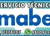 Reparación de secadoras mabe 981091335.santa anita