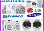 Reparaciones de secadoras mantenimiento electrolux