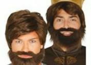 Barbas   y   bigotes   postizos   cel : 999023200