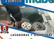 Reparación de lavadoras *mabe*981091335.san isidro
