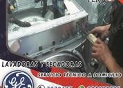 Service on time! tecnico de secadoras general elec