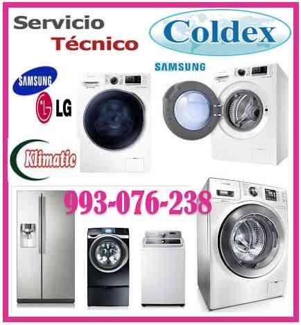 Coldex Servicio técnico de lavadoras coldex