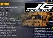 Brea liquida y solido -asfalto rc 250 -carpeta.