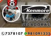 Reparación y mantenimiento de lavadoras kenmore