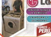 – soporte técnico de secadoras lg -981091335.