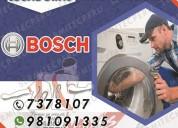 A su servicio!!! 7378107 profesionales de lavadora