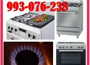 Servicio tecnico de cocinas a gas bosch