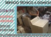 Expertos en reparación de secadoras frigidaire