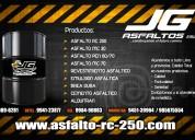 Cemento asfaltico pen 60-70/85-100 x cilindro.