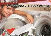 Técnicos de secadoras daewoo