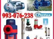Reparaciones de bombas de agua pedrollo 993-076238