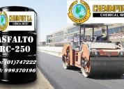 asfalto rc -250 asfaltos modificados movil74722222