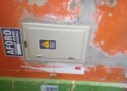 Tecnico electricista  domiciliario e industrial