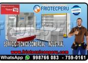 Mantenimientos preventivos (maquinas exhibidoras)