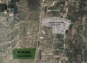 Terreno 24ha carretera piura - sullana km.13