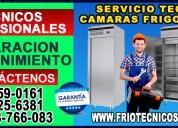 *cámaras frigoríficas* mantenimiento y reparación
