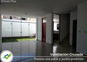 Vivienda 03 pisos, urb. miraflores country club -