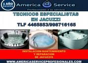 Reparacion de jacuzzi tlf 4465853