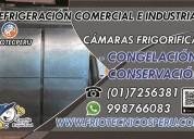 Profesional soluciÓn /cÁmaras frigorÍficas tecnico