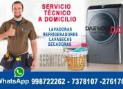 Autorizados servicio tecnico daewoo 2761763