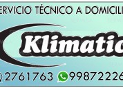 In la perla-callao %998722262%klimatic lavadoras