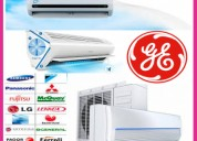 Reparación de aire acondicionado y mantenimientos