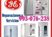 Servicio técnico de refrigeradoras general electri