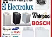 Reparación de lavadoras electrolux 993-076-238