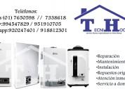Servicio tecnico de termas calorex (la molina) 765