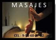 Diego masajista en lince 24 horas en lima