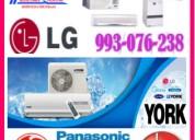 Técnicos de aire acondicionado y mantenimientos