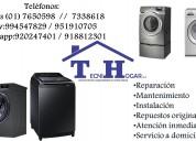 Reparación de lavadoras samsung 7650598/ lima