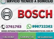 Asesores<bosch>998722262 reparacion de lavadoras