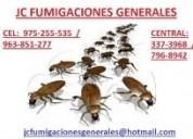 fumigamos insectos molestosos  7968942.