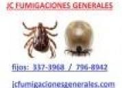 Fumigaciones chinches acaros  3373968 . 989957783